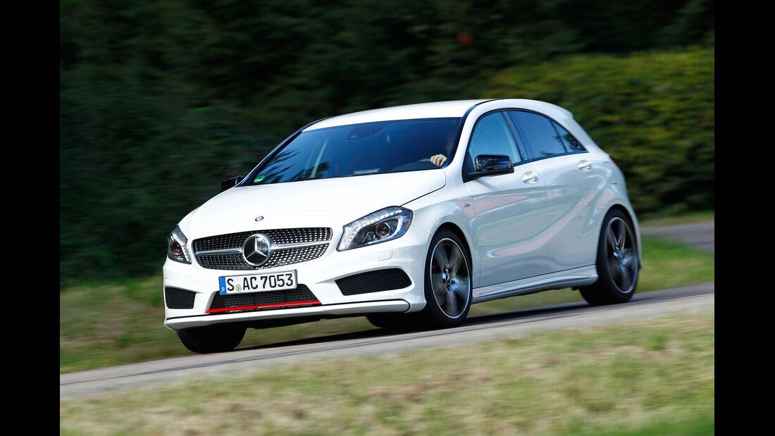 Mercedes A 250 Sport, Frontansicht