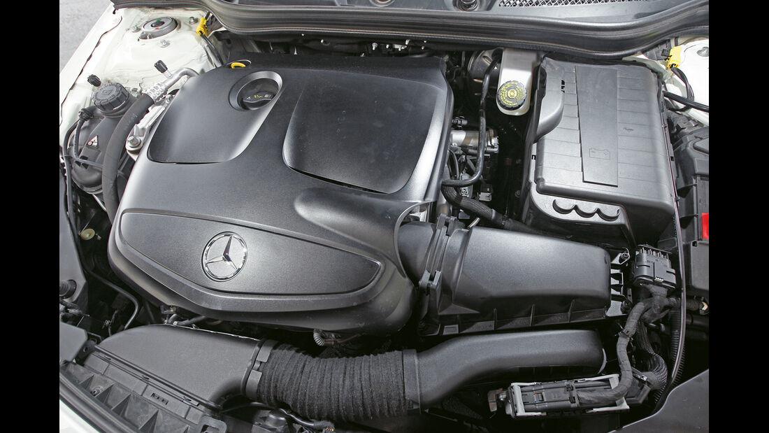 Mercedes A 250 Sport, Motor