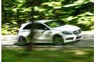 Mercedes A 250 Sport, Seitenansicht