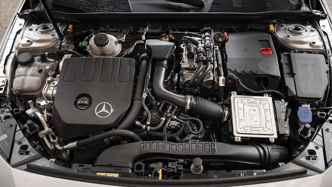 Mercedes A 250 e, Motor