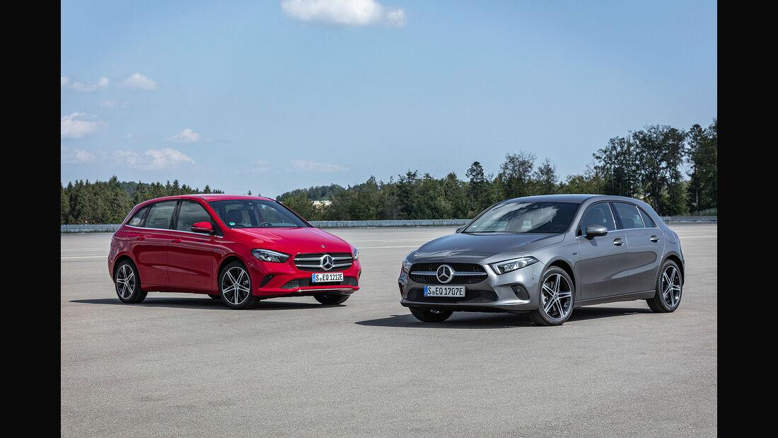 Mercedes A 250 e Plug-in-Hybrid A-Klasse