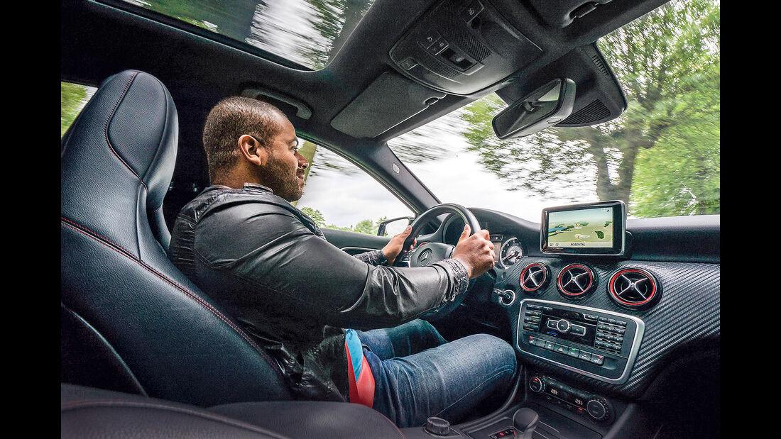 Mercedes A 45 AMG Gebrauchtkauf spa 09/2017