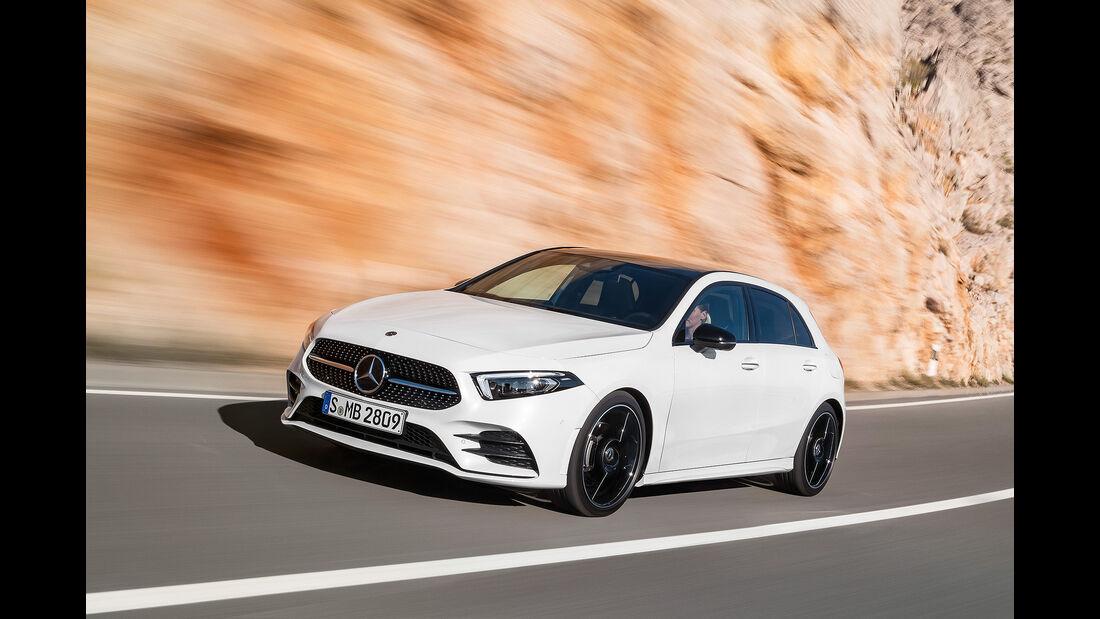 Mercedes A-Klasse 2018 W177