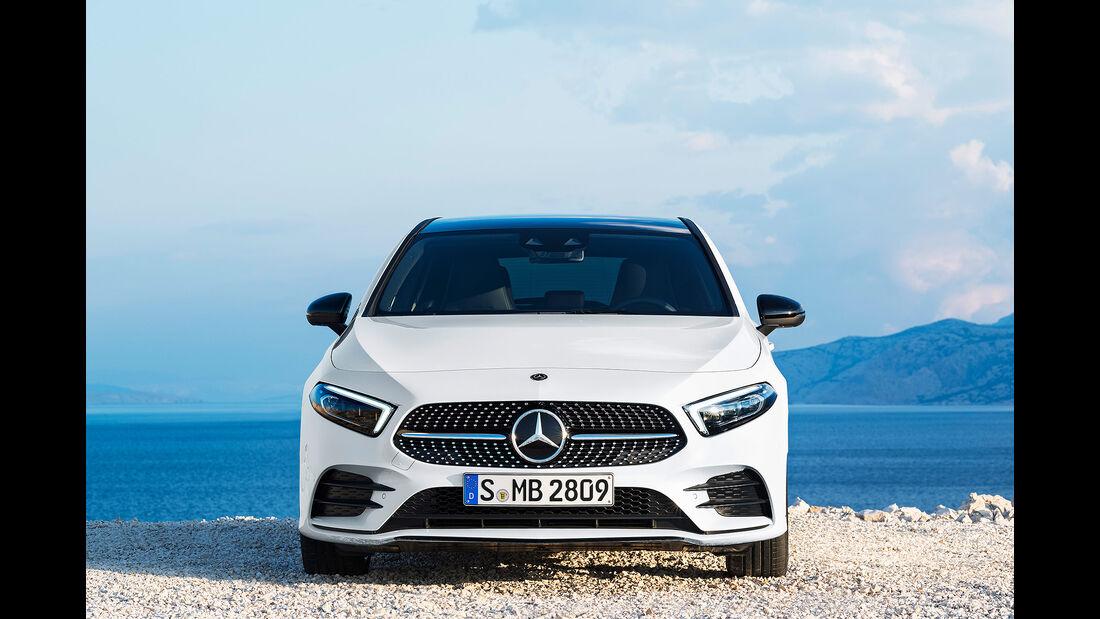 Mercedes A-Klasse 2018 W178