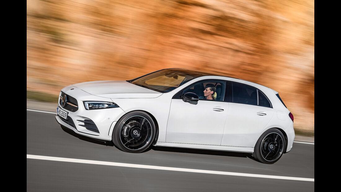 Mercedes A-Klasse 2018 W179