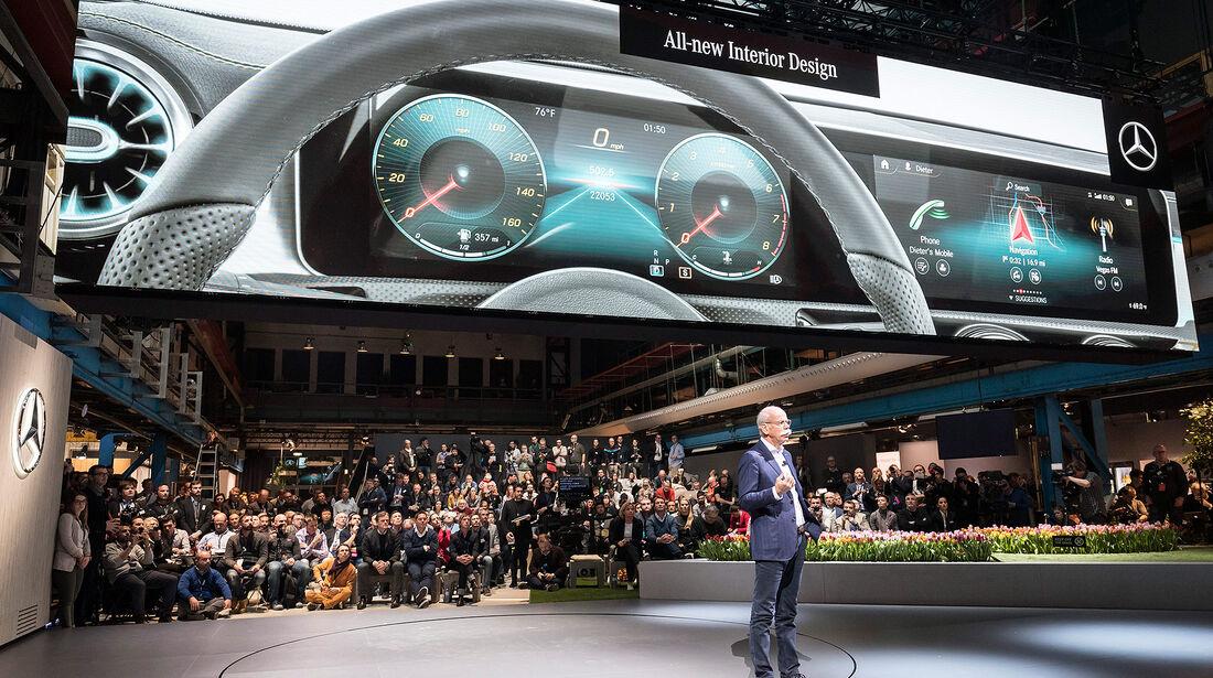 Mercedes A-Klasse 2018 W180