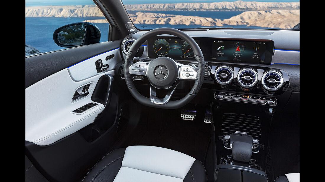 Mercedes A-Klasse 2018 W185
