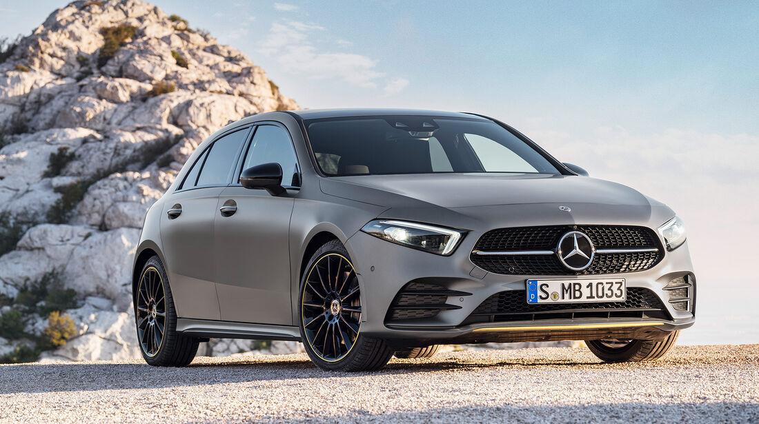 Mercedes A-Klasse 2018 W194