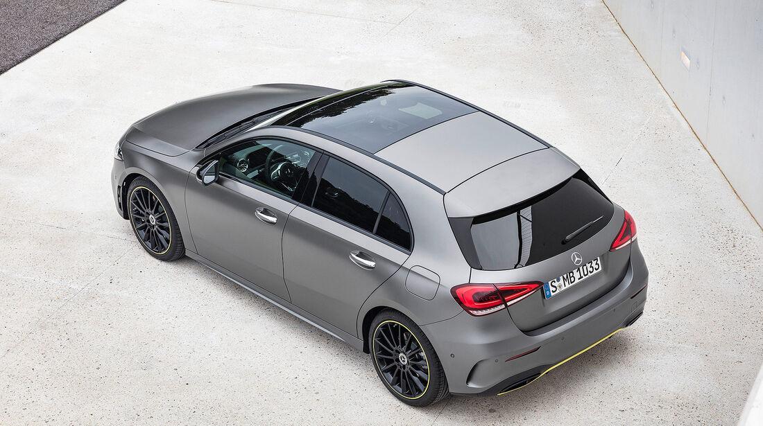 Mercedes A-Klasse 2018 W198