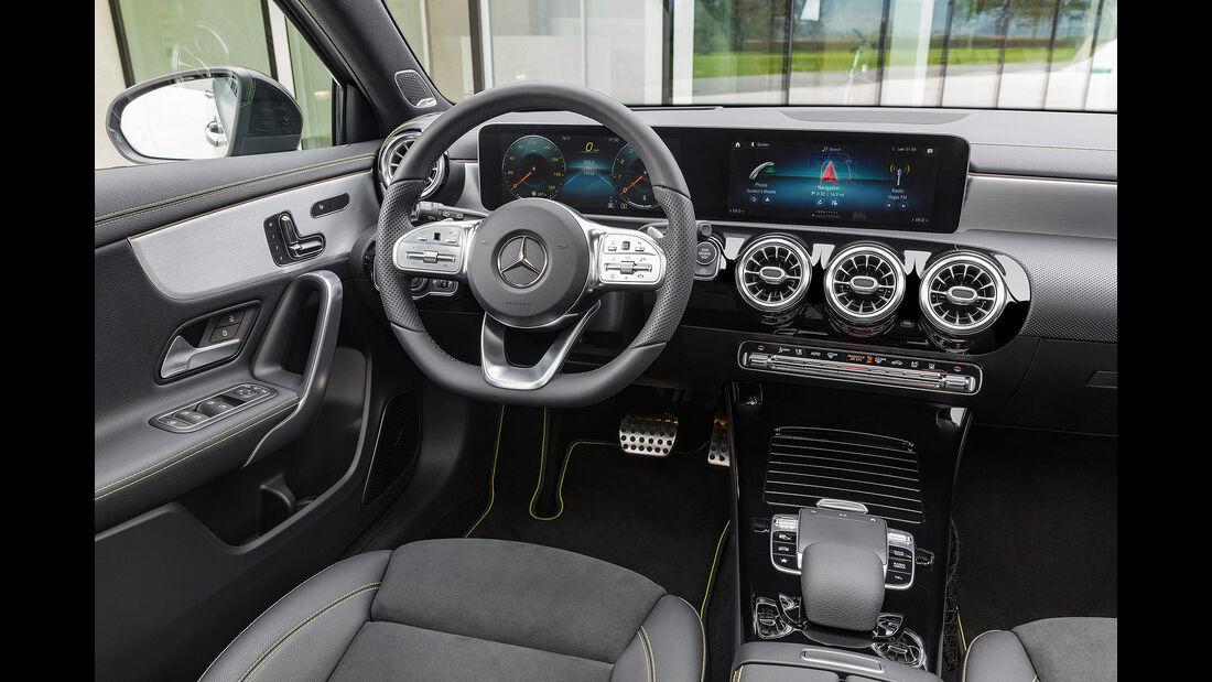 Mercedes A-Klasse 2018 W199