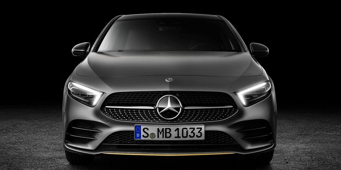 Mercedes A-Klasse 2018 W201