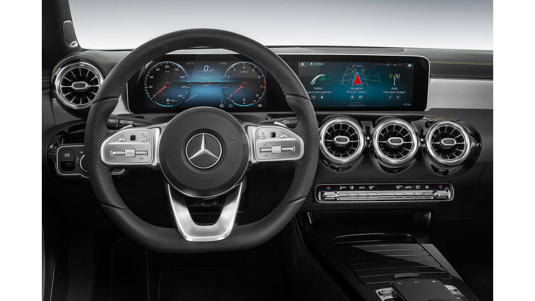 Mercedes A-Klasse 2018 W208
