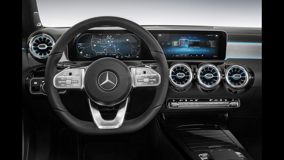 Mercedes A-Klasse 2018 W210