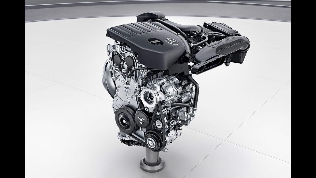 Mercedes A-Klasse 2018 W220