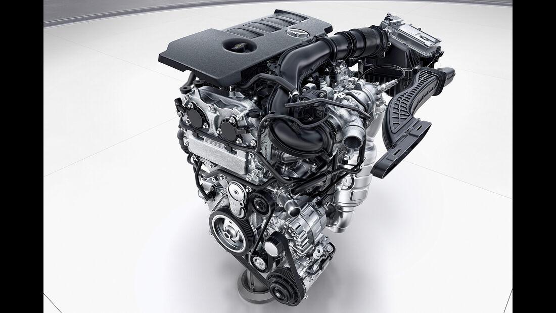 Mercedes A-Klasse 2018 W221
