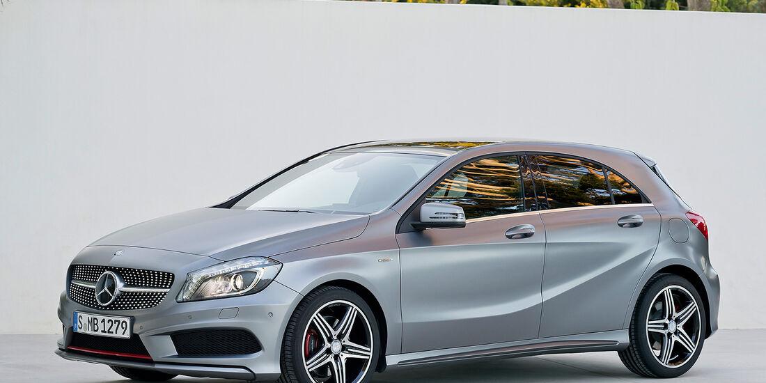Mercedes A-Klasse, A 250 Sport Limousine