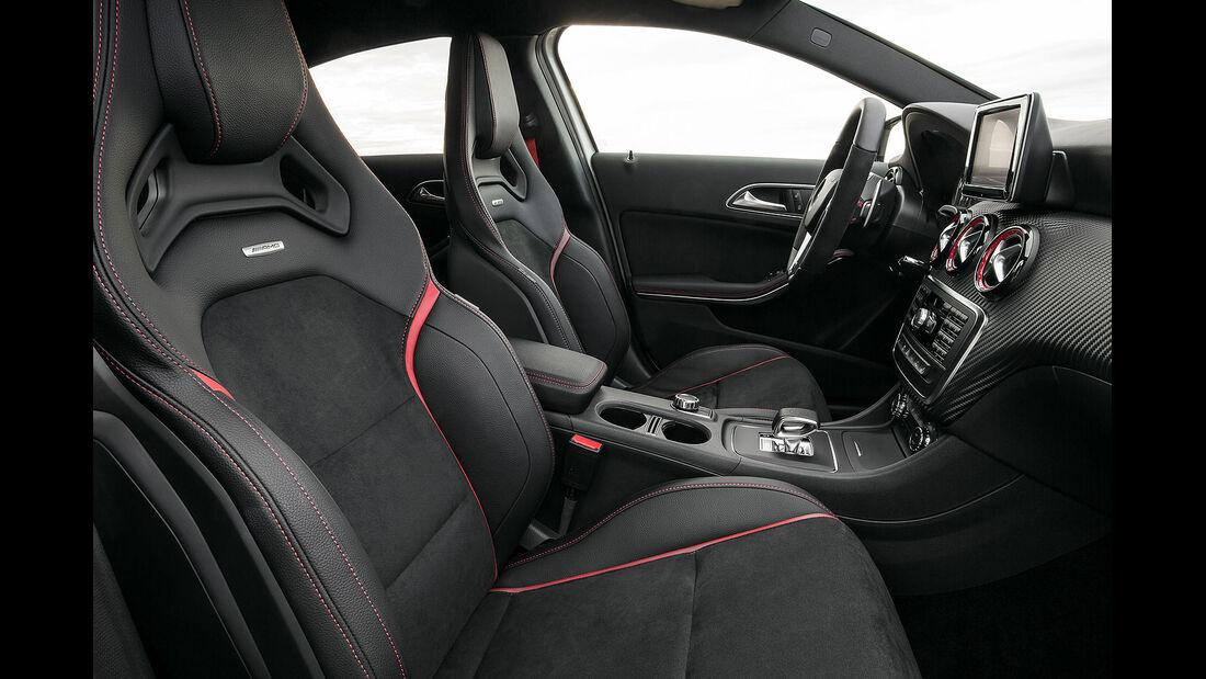 Mercedes A-Klasse A 45 AMG, Innenraum