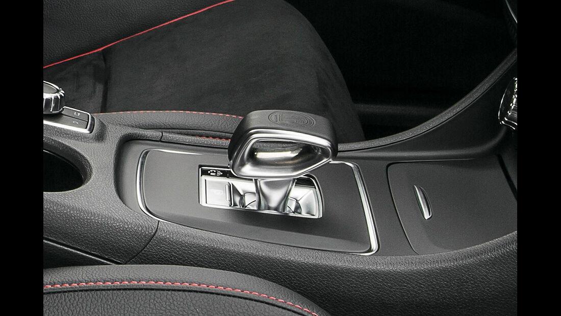 Mercedes A-Klasse A 45 AMG, Schalthebel