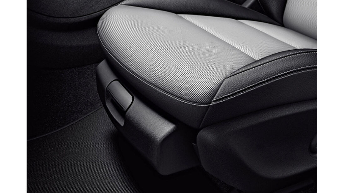 Mercedes A-Klasse, Ablage-Paket