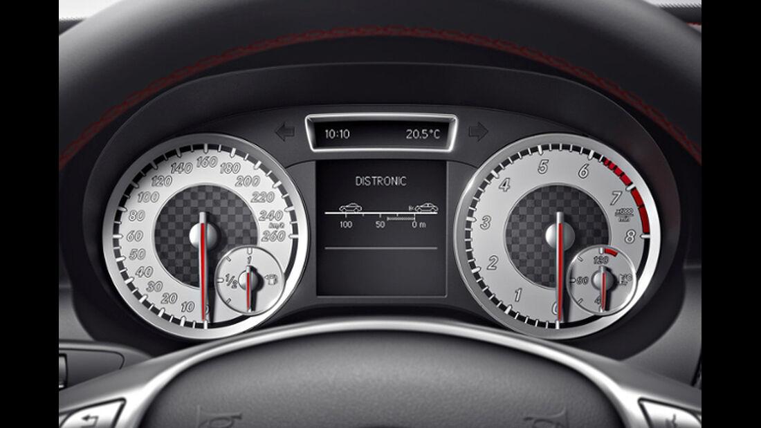 Mercedes A-Klasse, Abstandsregel-Tempomat