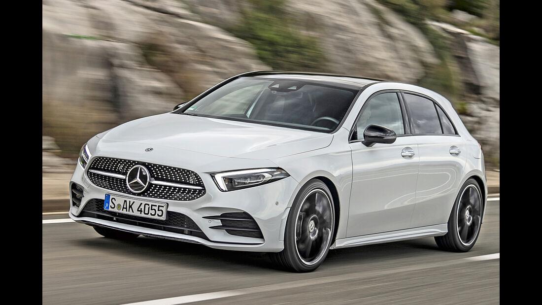 Mercedes A-Klasse, Best Cars 2020, Kategorie C Kompaktklasse
