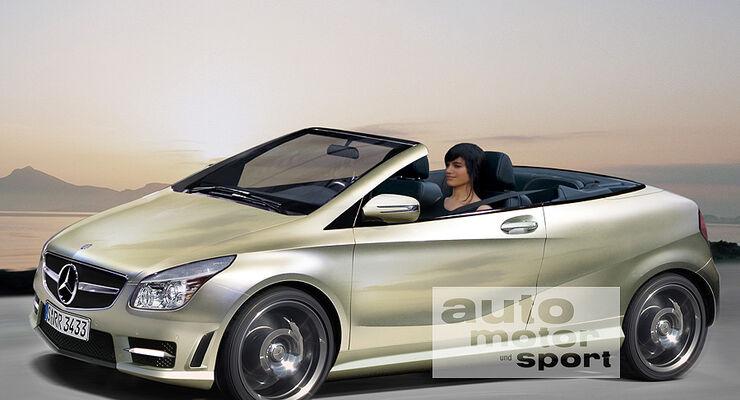 Mercedes A-Klasse Cabrio