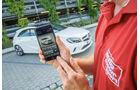 Mercedes A-Klasse Facelift, 09/15, Fahrbericht, Details