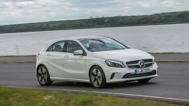 Mercedes A-Klasse Facelift, 09/15, Fahrbericht, Seite