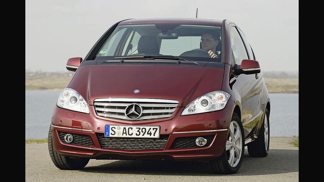 Mercedes A-Klasse, Facelift 2008