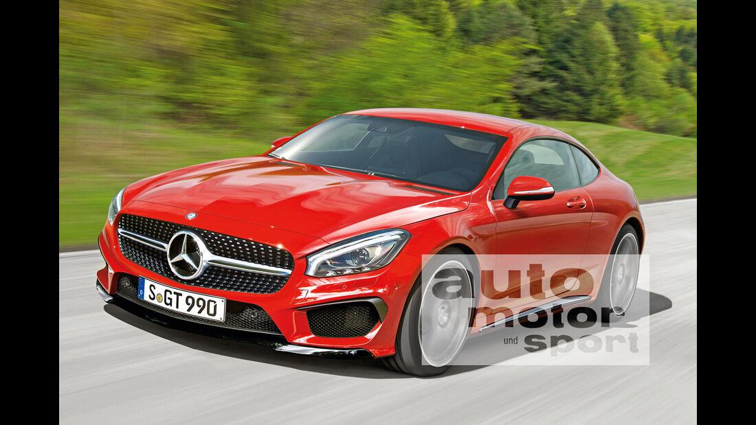 Mercedes A-Klasse GT