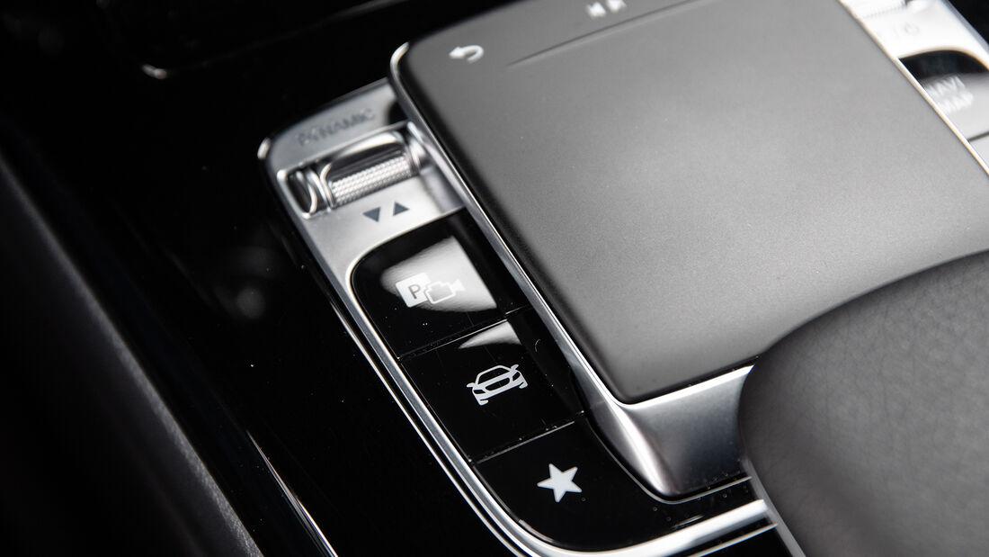 Mercedes A-Klasse, Interieur