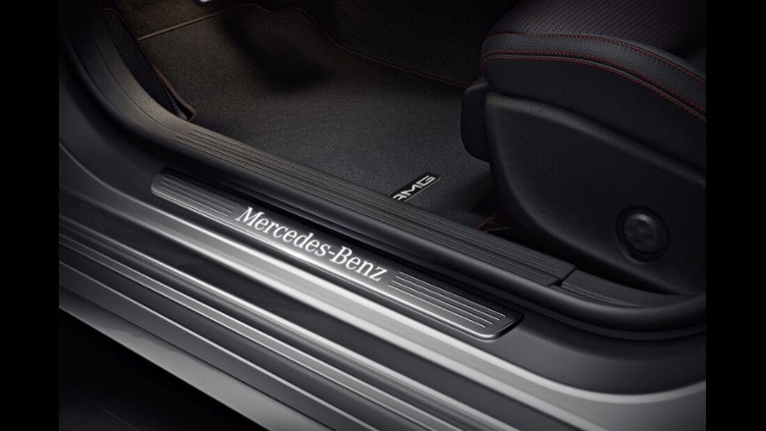 Mercedes A-Klasse, Licht- und Sicht-Paket