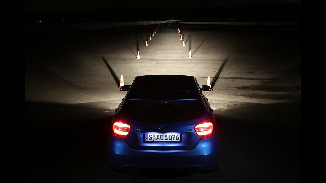 Mercedes A-Klasse, Lichtsysteme