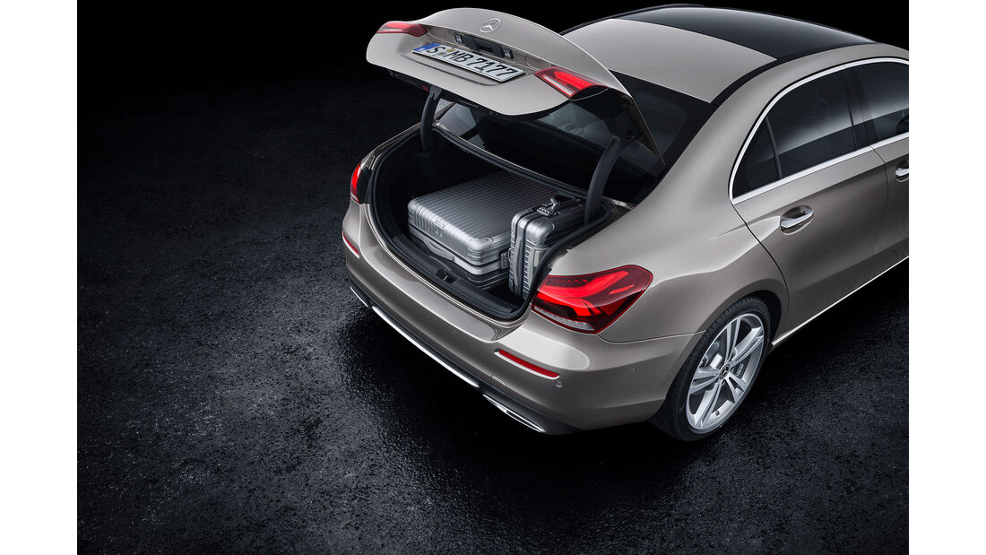 Mercedes A-Klasse Limousine