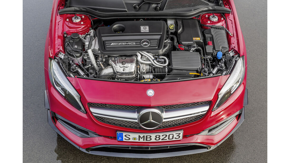 Mercedes A-Klasse MS