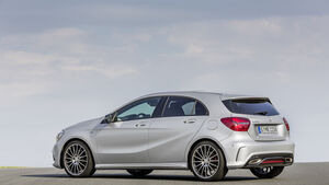 Mercedes A-Klasse MS