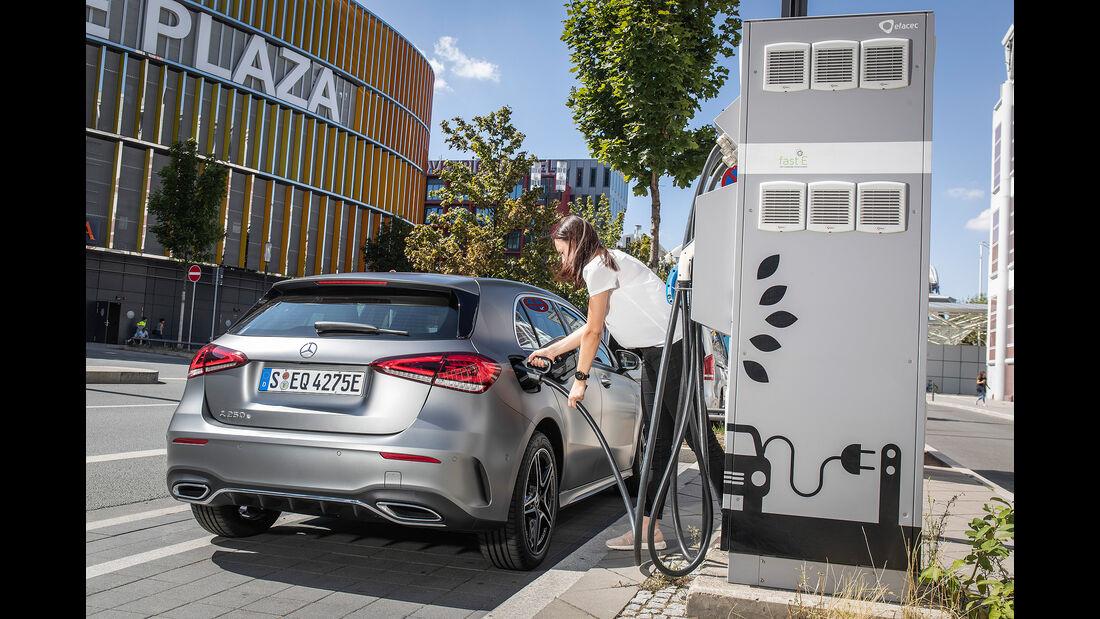 Mercedes A-Klasse Plug-in-Hybrid A250 e