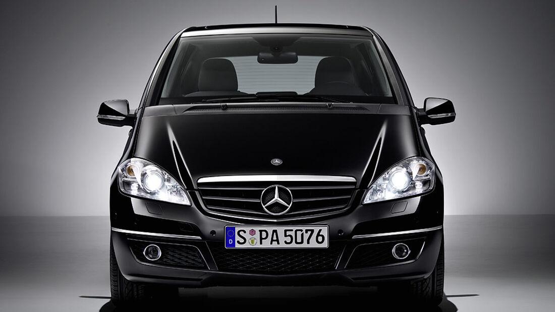Mercedes A-Klasse Special Edition 2009