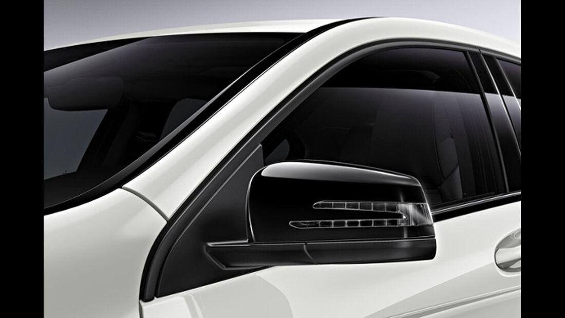 Mercedes A-Klasse, Spiegel-Paket