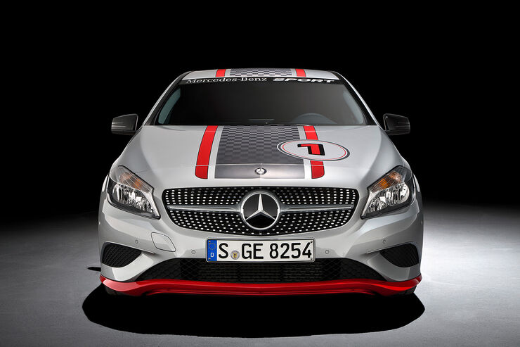 Mercedes A-Klasse Zubehör