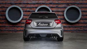 Mercedes A-Klasse by Lorinser