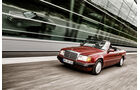 Mercedes A124 Cabriolet, Frontansicht