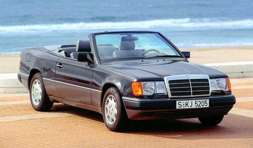 Mercedes A124 Cabriolet Kaufberatung