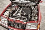 Mercedes A124 Cabriolet, Motor