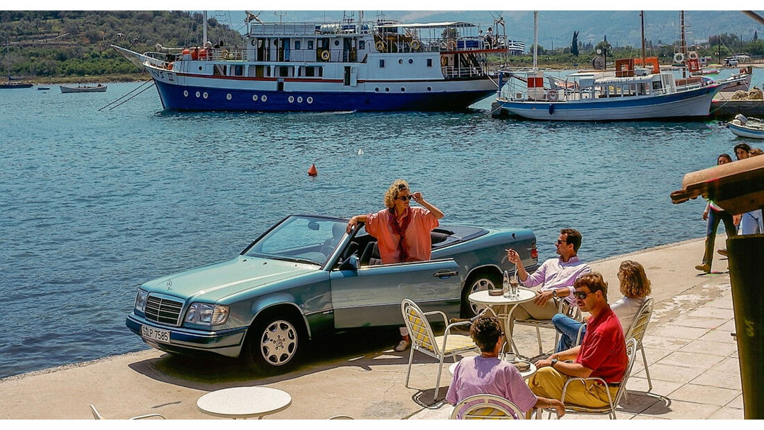 Mercedes A124 E 200/220/320 Cabriolet (1993-1997)