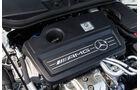 Mercedes A45 AMG Edition 1, Motor