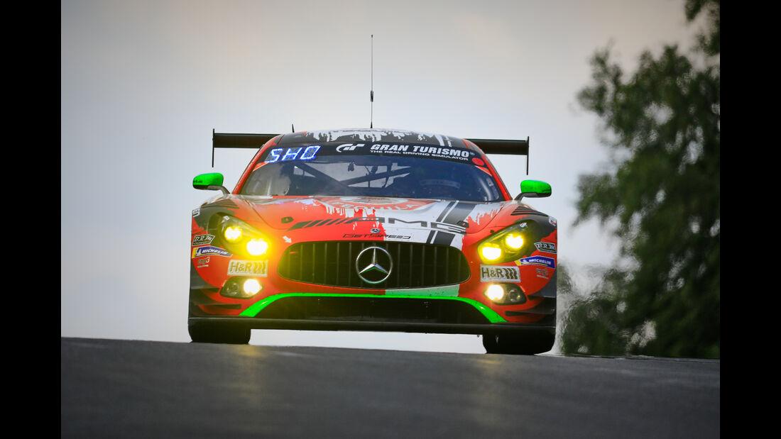 Mercedes-AMG - 24h Rennen Nürburgring - 22. Juni 2019