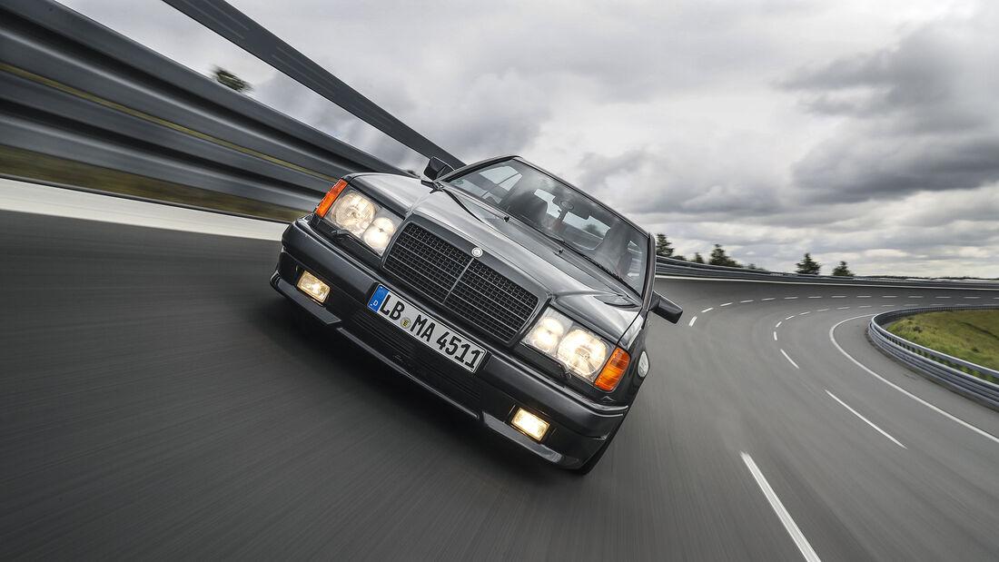 Mercedes AMG 300 CE 6.0, Exterieur