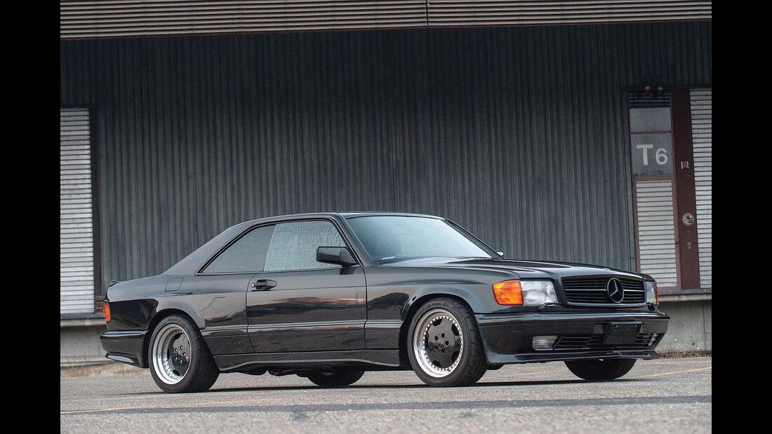 Mercedes AMG 560 SEC 6.0 Widebody (1990)