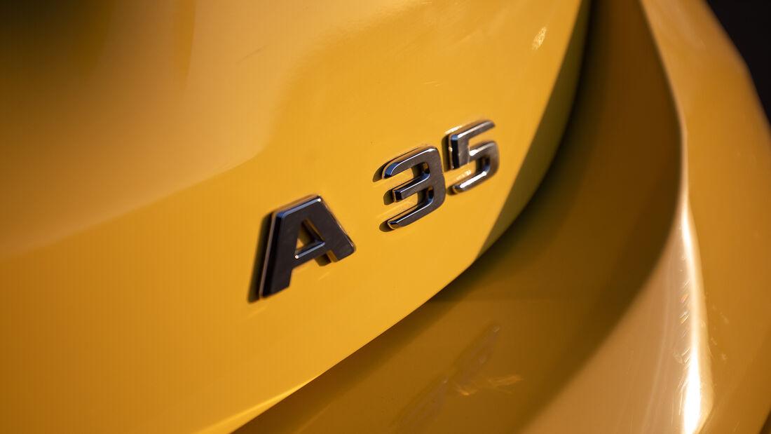 Mercedes-AMG A 35 4Matic, Exterieur